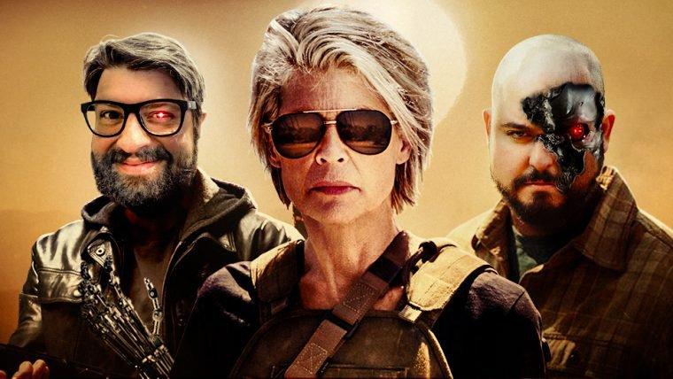 Trailer de O Exterminador do Futuro: Destino Sombrio