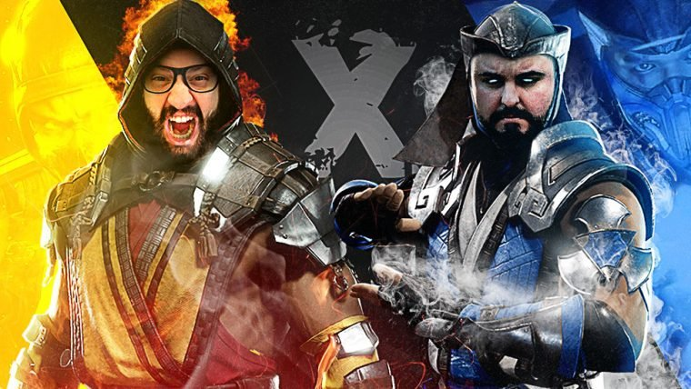 Mortal Kombat 11 - Vitória moral