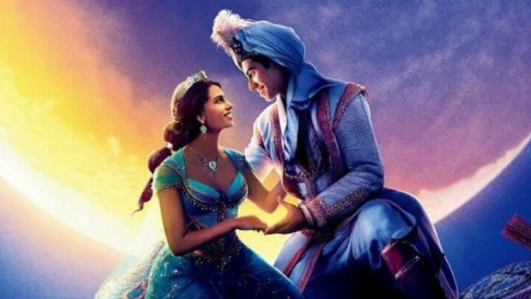 Aladdin lidera bilheteria americana e Vingadores desacelera