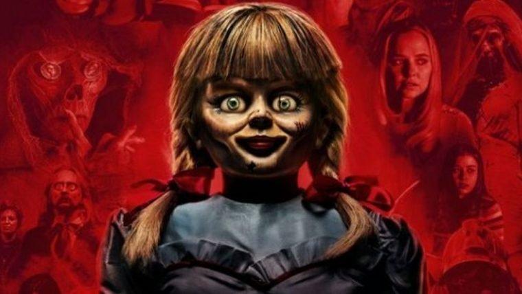 Annabelle 3: De Volta Para Casa ganha pôster com muitas assombrações