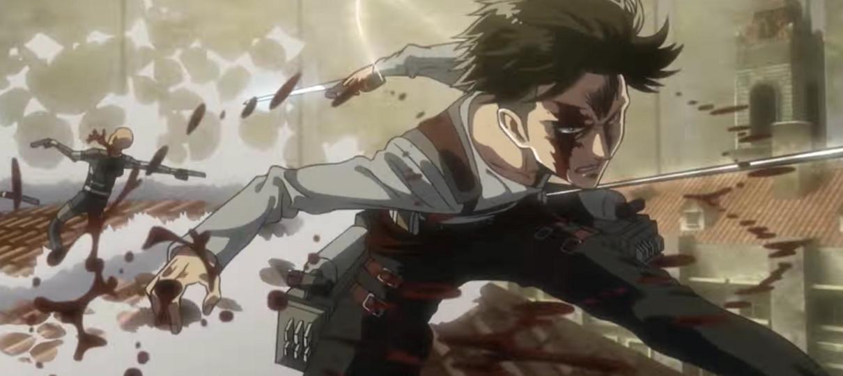 Attack on Titan | Próxima temporada do anime deve ser feita por outro estúdio