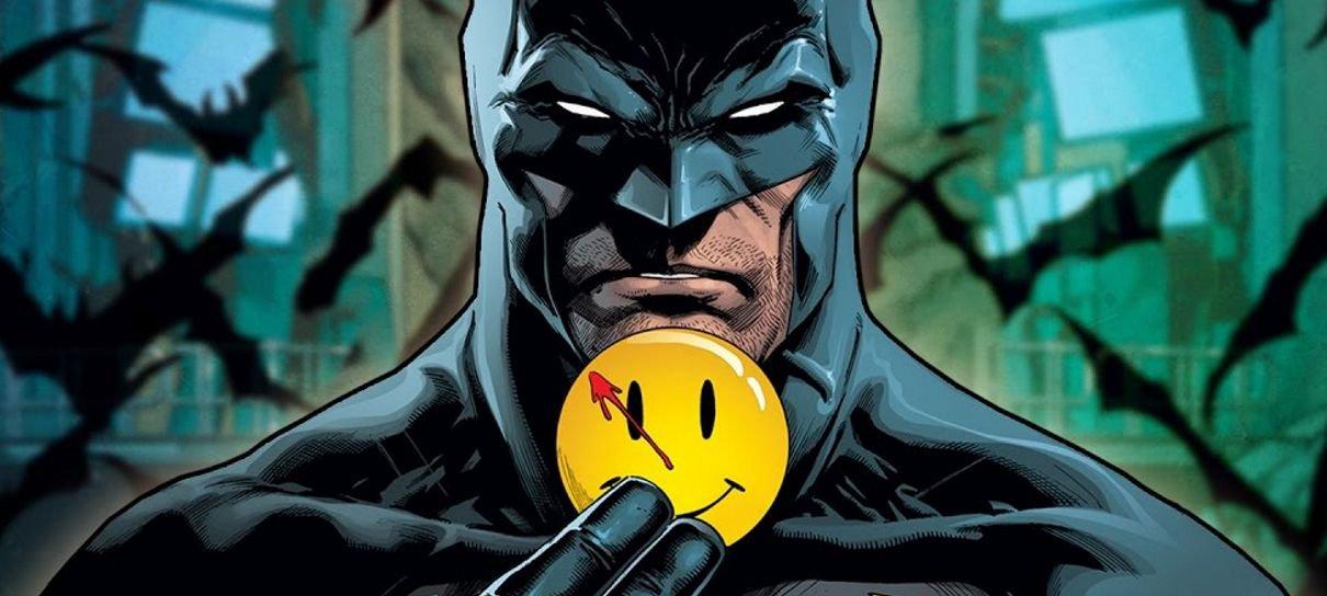 Batman   Roteirista Tom King vai deixar a HQ no final do ano