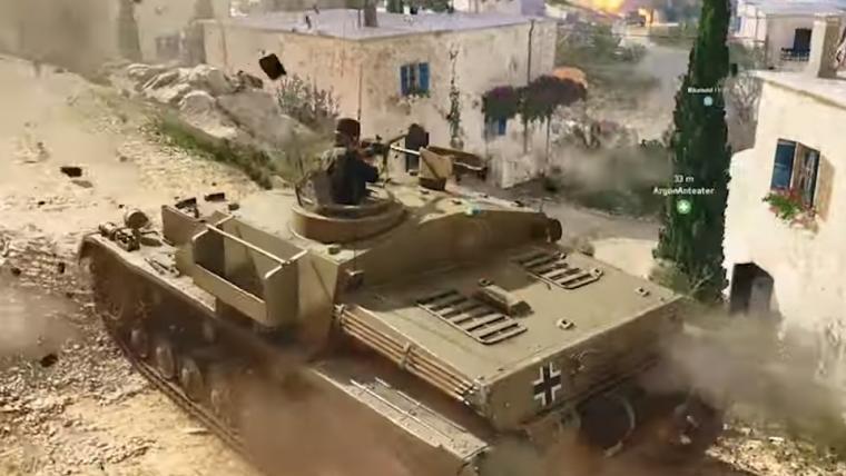 Battlefield V | Mapa Mercury é revelado em trailer