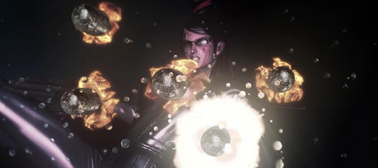 Bayonetta 3 terá design diferente dos jogos anteriores, segundo a Platinum