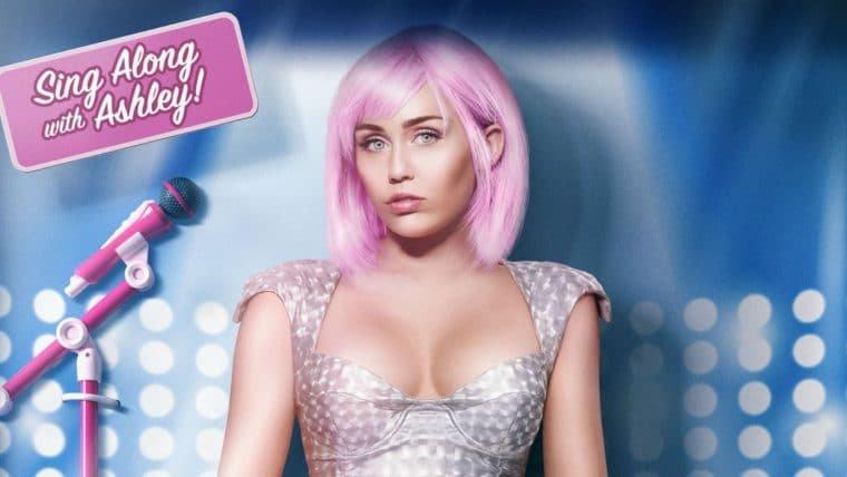 Black Mirror ganha novos cartazes com Miley Cyrus e Anthony Mackie