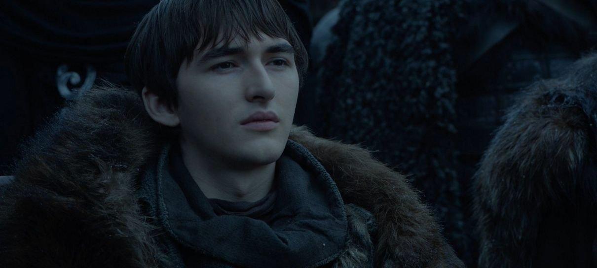 Game of Thrones | Ator que interpreta Bran não acreditou que AQUELE seria o final