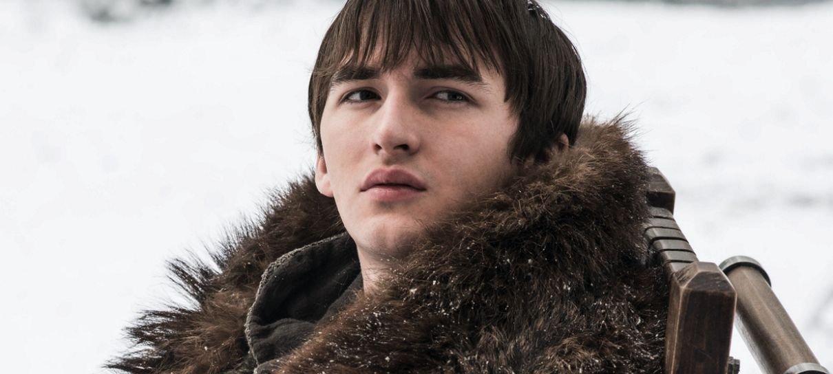 Game of Thrones | Bran Stark lidera apostas de quem vai sentar no Trono de Ferro