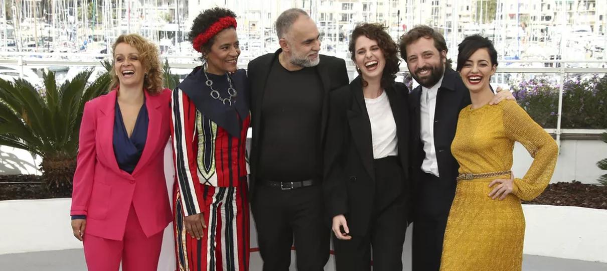 Filme brasileiro ganha principal prêmio paralelo do Festival de Cannes