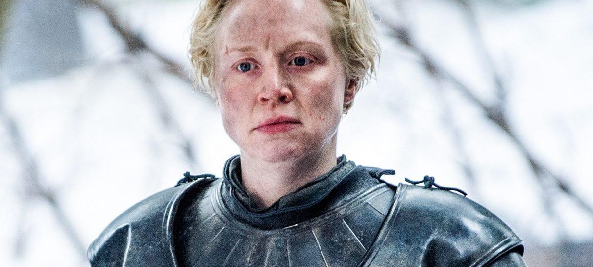 Game of Thrones | Emocionada, Gwendoline Christie se despede de Brienne