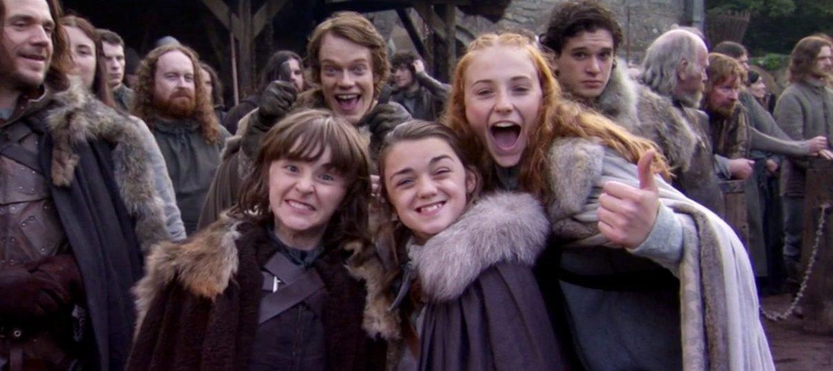Com a chegada da 8ª temporada, Game of Thrones é a série mais assistida dos últimos anos
