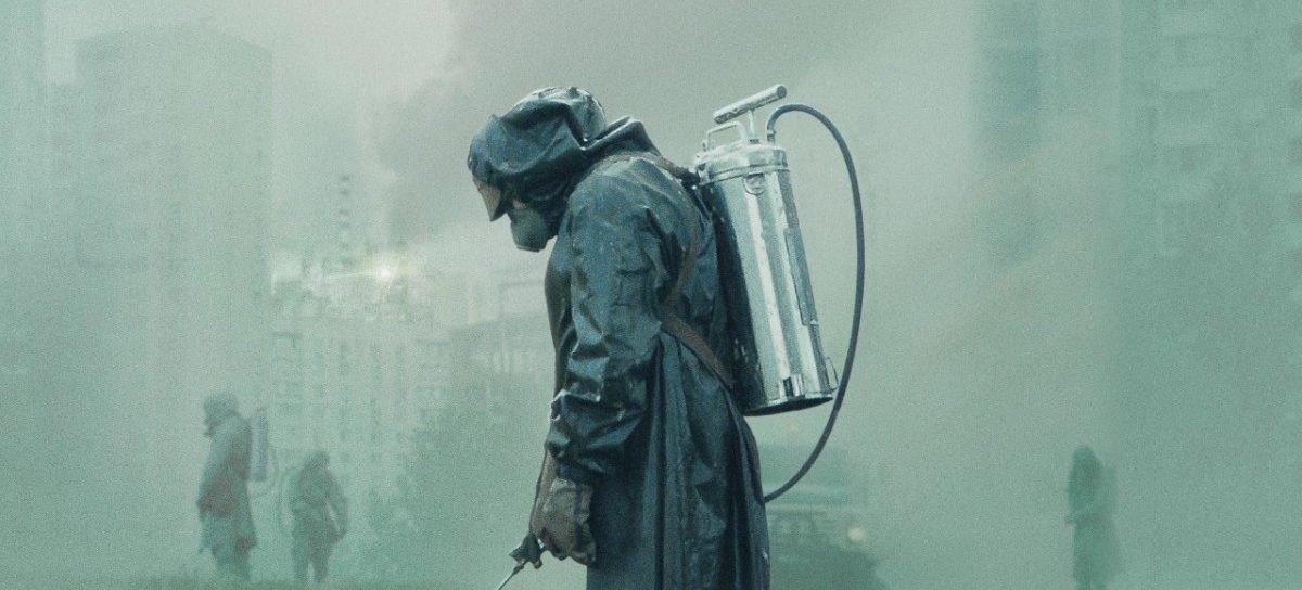 Chernobyl se torna a série mais bem avaliada do IMDb