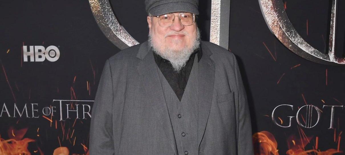 Game of Thrones | HBO não permite que cinema de George R.R. Martin exiba o final da série