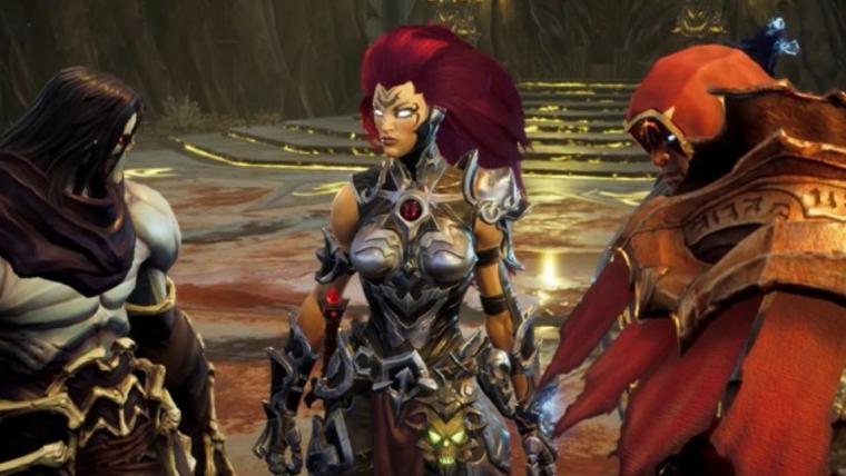 Novo jogo de Darksiders será apresentado na E3 2019