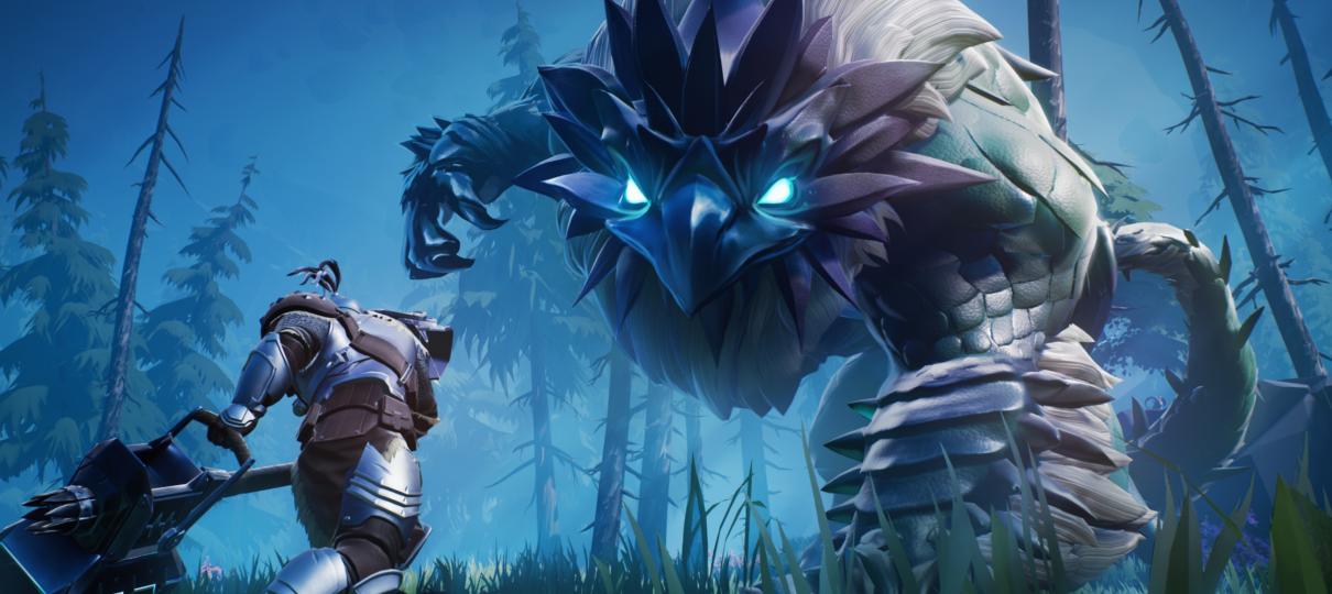 Dauntless, RPG de ação gratuito, ultrapassa cinco milhões de jogadores