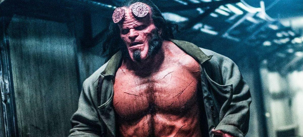 Hellboy   David Harbour diz que reboot tem