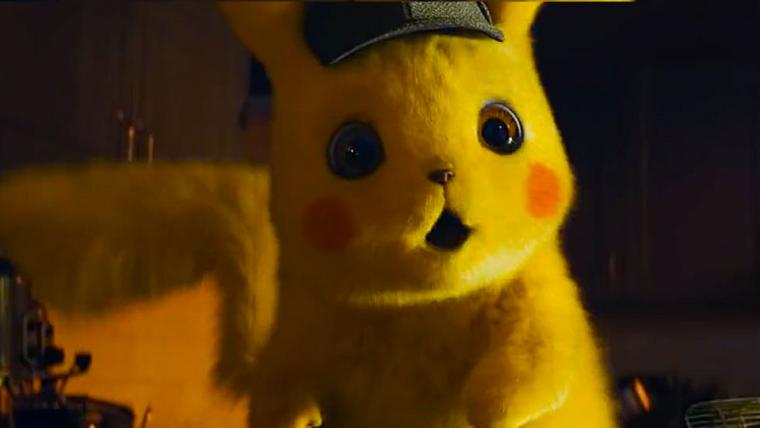 Detetive Pikachu teve tantas piadas adultas que daria para fazer uma versão +18