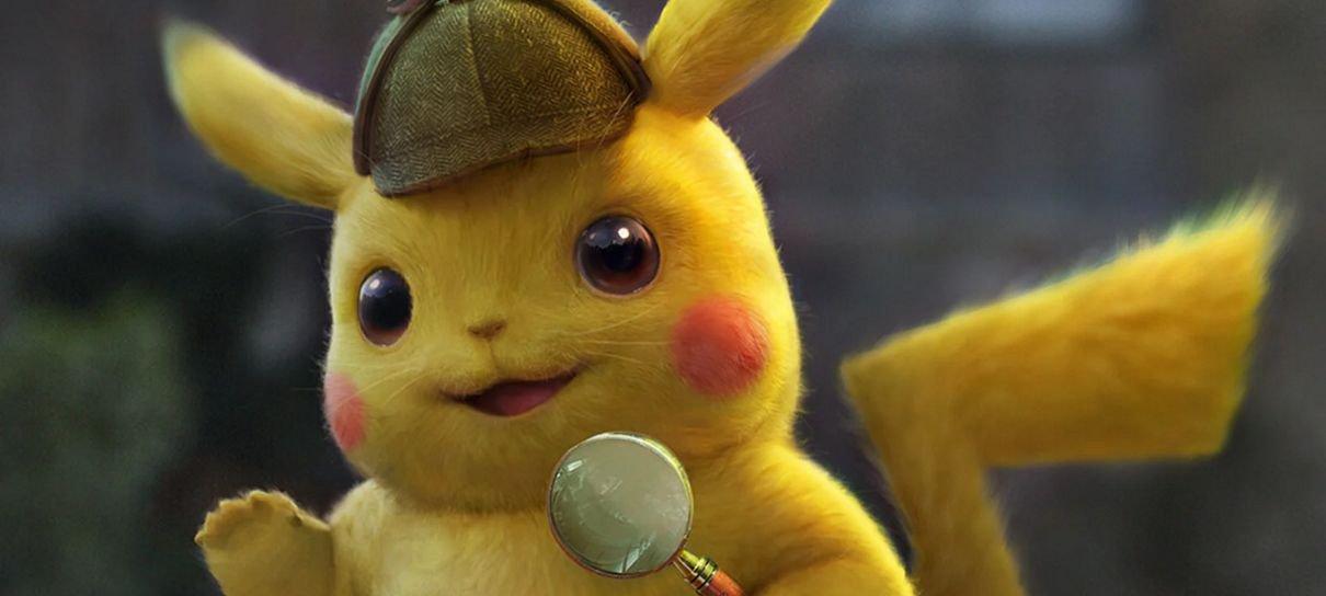 Artes de Detetive Pikachu mostram o lado mais fofo dos Pokémon realistas