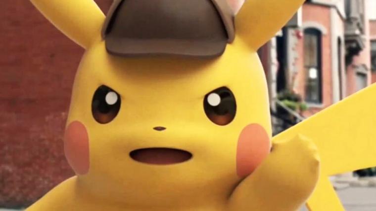 Jogo de Detetive Pikachu chegará ao Nintendo Switch