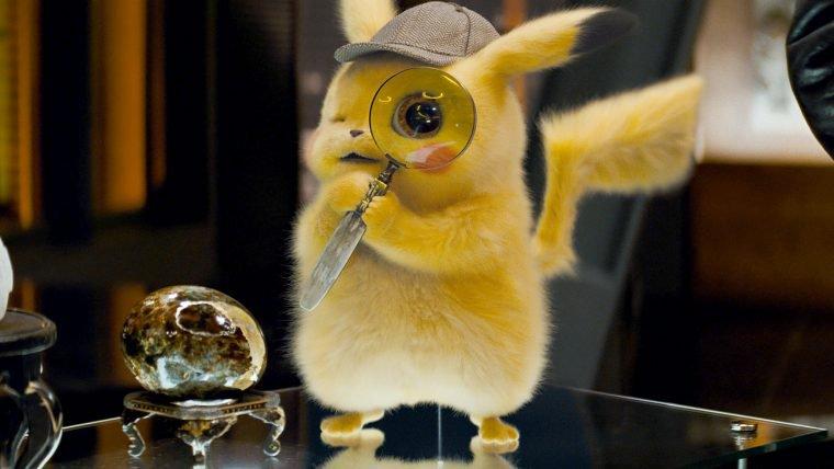 Detetive Pikachu foi filmado em película para emular a estética de Blade Runner