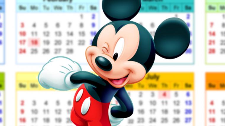 Disney anuncia calendário de estreia de filmes até 2027