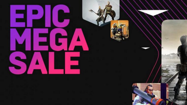 Epic Games Store bloqueia contas que compram muitos jogos