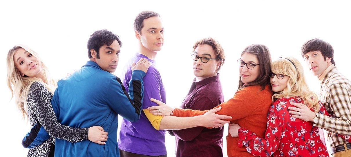 The Big Bang Theory   Último episódio teve a maior audiência da série nos últimos anos