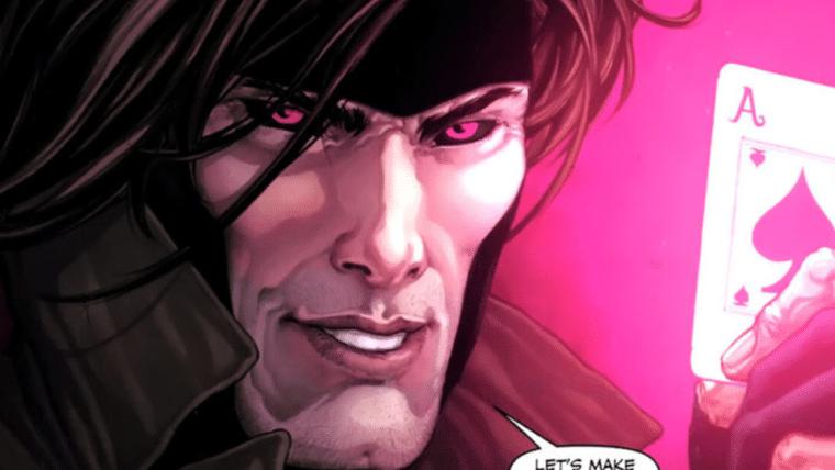 Gambit é removido do calendário de lançamentos da Fox
