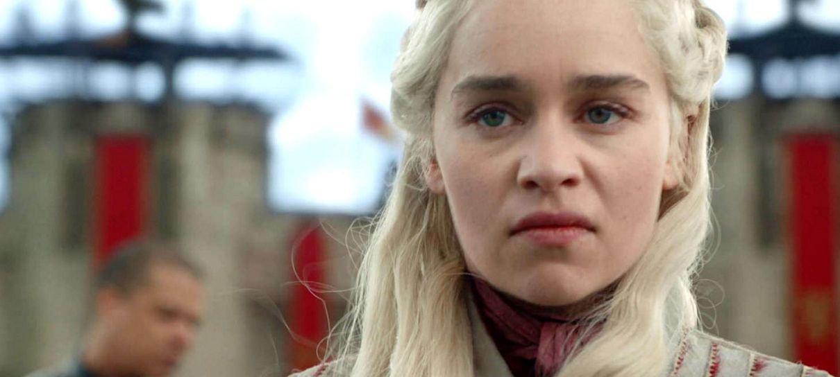 Game of Thrones | Emilia Clarke ficou com receio que Beyoncé odiasse Daenerys