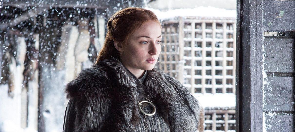 Game of Thrones | Sophie Turner acha que abaixo-assinado pedindo remake é
