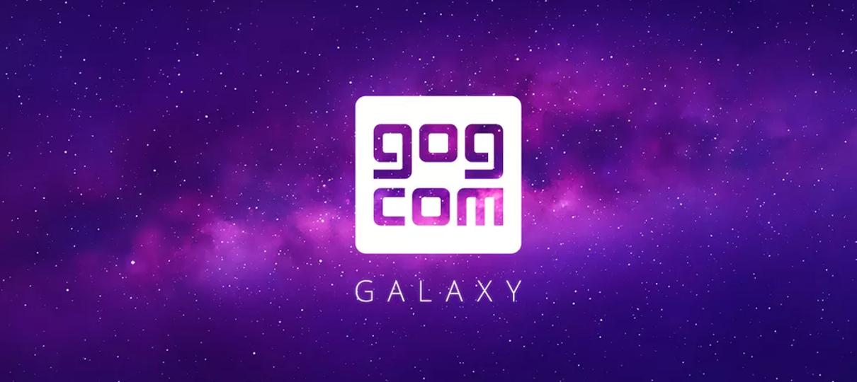 GOG relança sua plataforma com recurso para unificar bibliotecas de jogos