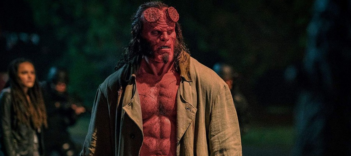 Netflix pode fazer série sangrenta de Hellboy [Rumor]