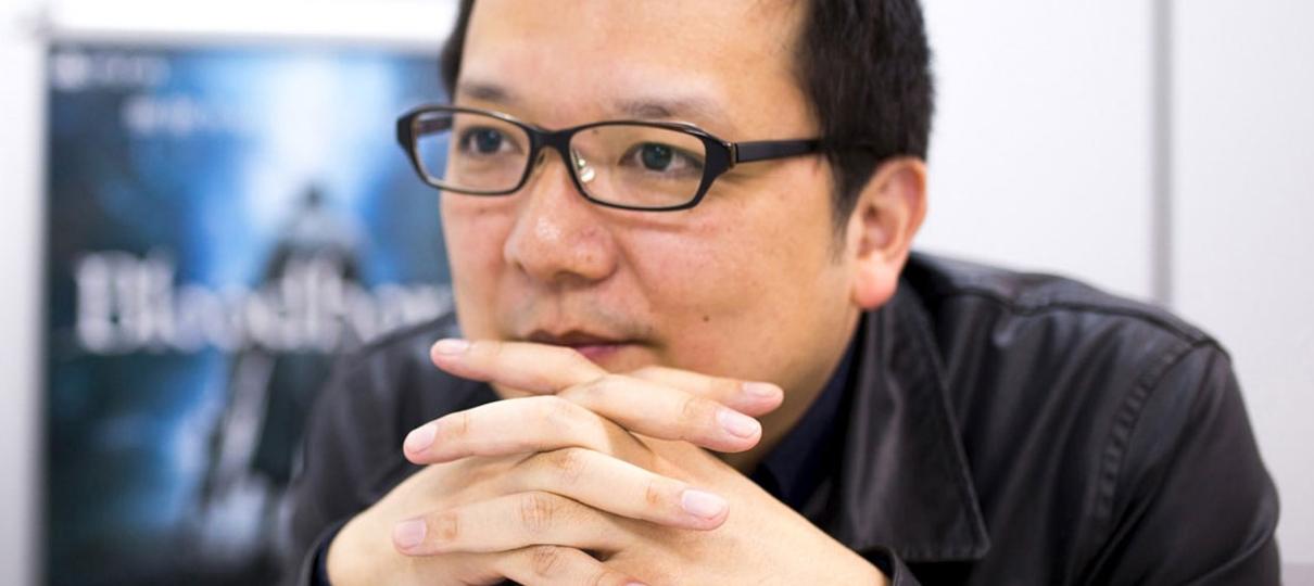 Hidetaka Miyazaki, criador da série Soulsborne, é confirmado na BGS 2019