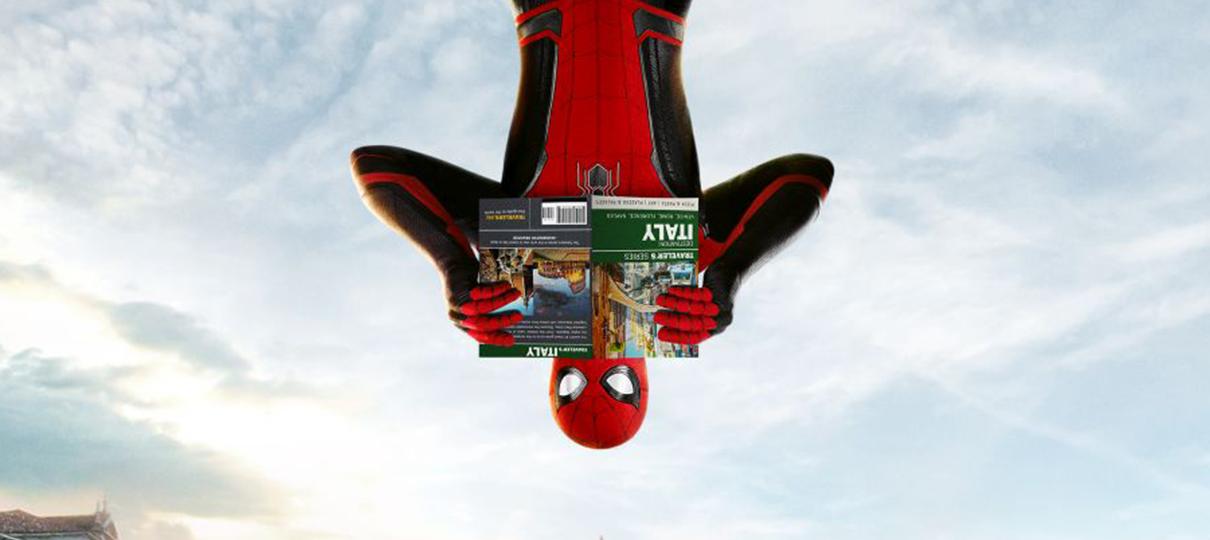 Homem-Aranha: Longe de Casa | Próximo trailer terá spoilers de Vingadores: Ultimato