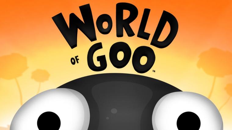 World of Goo, jogo indie de puzzles, está gratuito na Epic Games Store