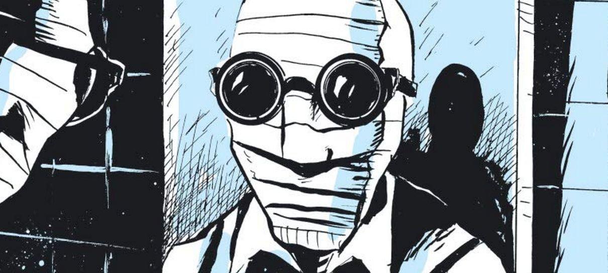 O Ninguém | HQ de Jeff Lemire inspirada em O Homem Invisível será lançada no Brasil
