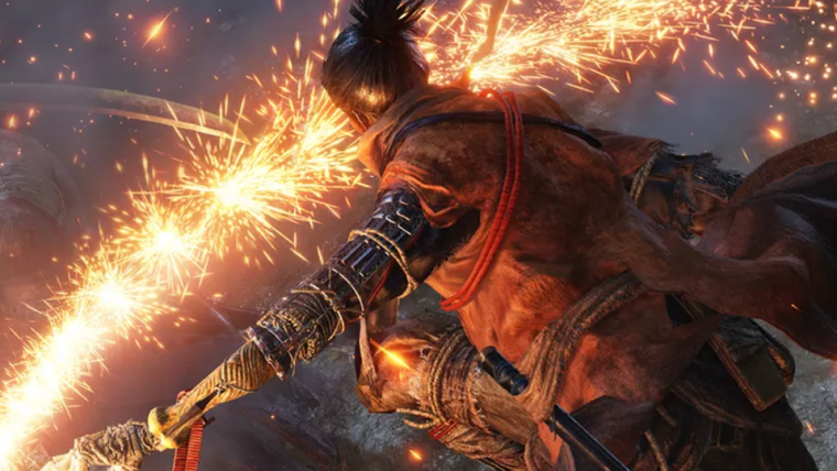 Jogador zera Sekiro: Shadows Die Twice usando apenas armas prostéticas