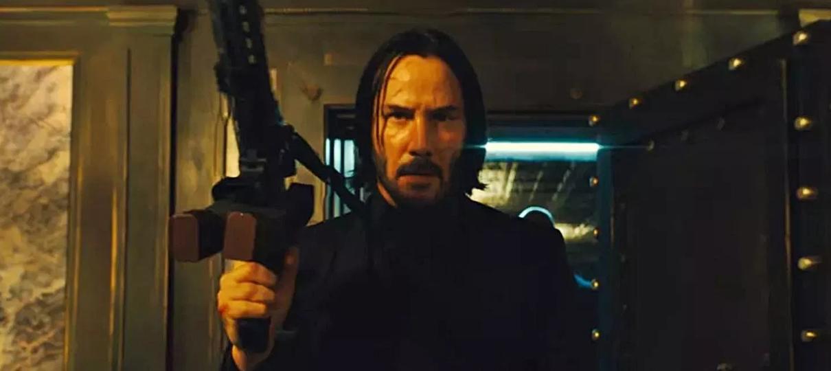 John Wick 3 ultrapassa Vingadores: Ultimato na bilheteria dos EUA