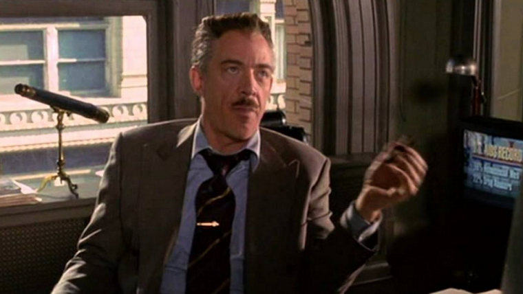 J. Jonah Jameson pode aparecer em Homem-Aranha: Longe de Casa