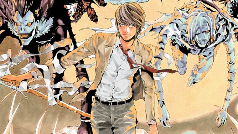 Mangá de Death Note ganhará novo capítulo