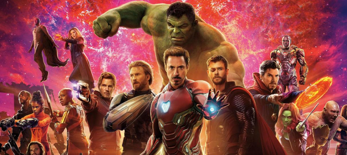 Marvel anuncia data de filmes da Fase Quatro