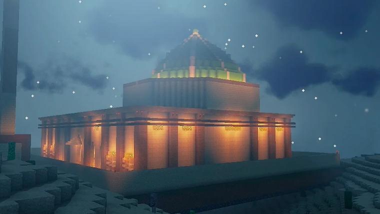 Projeto History Blocks usa Minecraft para reconstruir monumentos digitalmente