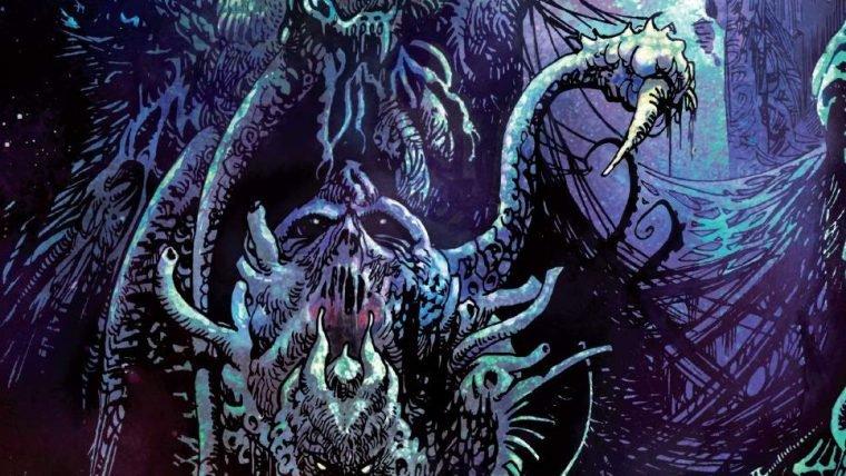 Os Mitos de Cthulhu | HQ baseada na obra de HP Lovecraft chega ao Brasil em junho