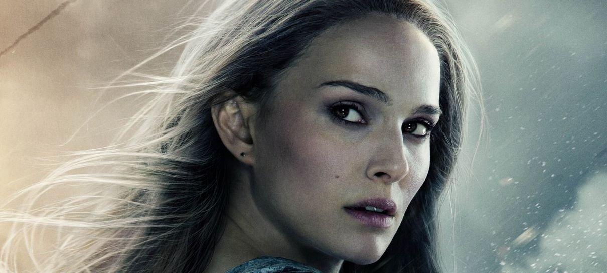 Vingadores: Ultimato   Natalie Portman não gravou cenas novas para o filme