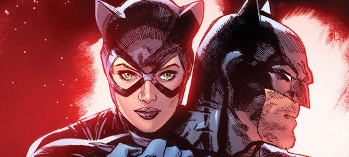 Batman e Mulher-Gato terão HQ em 2020, com roteiro de Tom King
