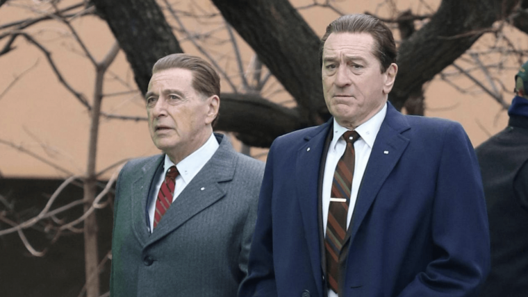 O Irlandês | Martin Scorsese está preocupado com o CGI do filme