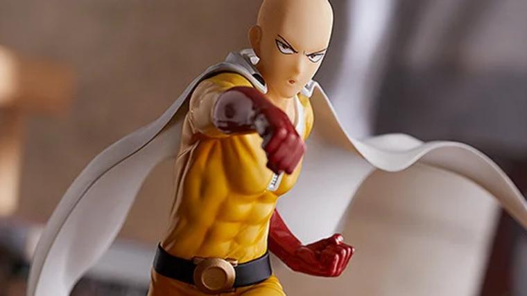One Punch Man | Saitama está pronto para socar sua carteira nesse figure