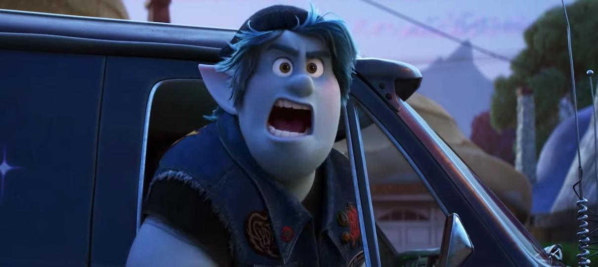 Onward | Animação da Pixar estrelada por Tom Holland ganha novo cartaz