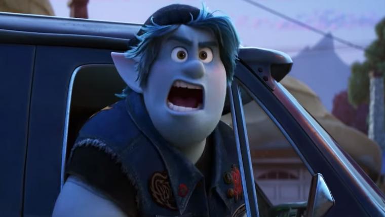 Dois Irmãos: Uma Jornada Fantástica | Filme da Pixar ganha trailer em mundo com monstros