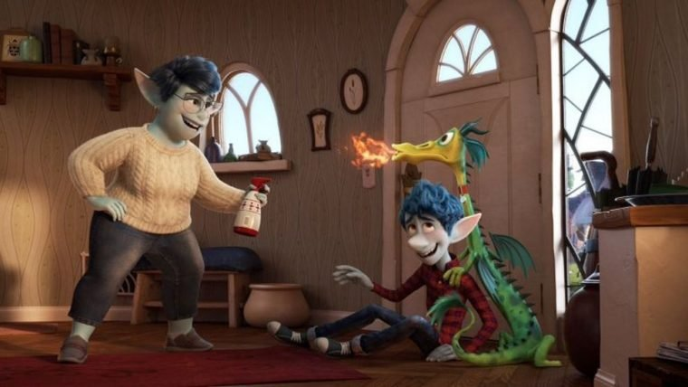 Onward | Confira as primeiras imagens da nova animação da Pixar