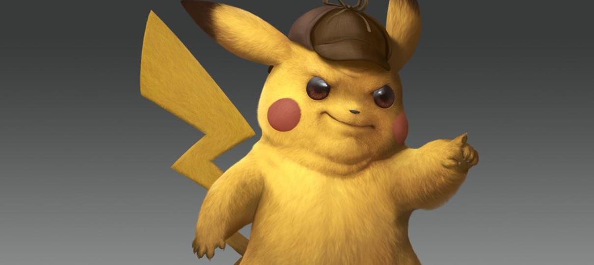 Artista de Detetive Pikachu mostra como o Pokémon ficaria com o visual de Danny Devito